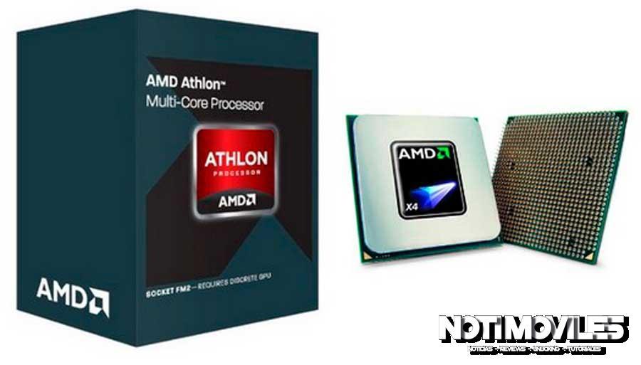 AMD Athlon X4 Socket FM2