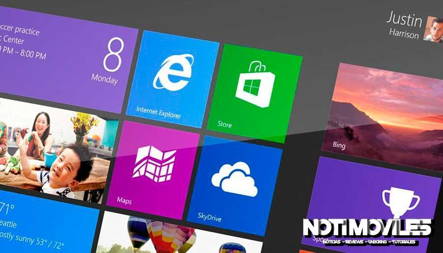 Windows 8 la App store 100k App