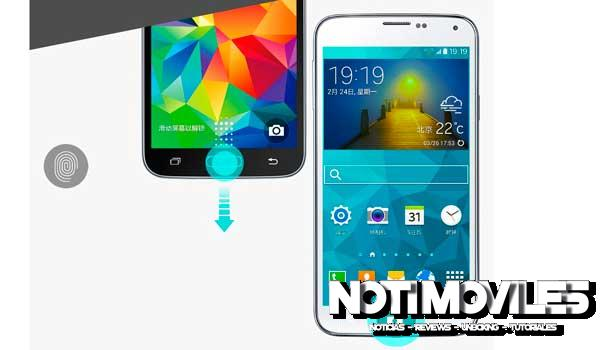 HDC Galaxy S5 G900H (Rom)