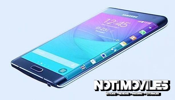 Galaxy Note Edge. Pantalla Curvada QHD, Snapdragon 805 y 3 GB RAM