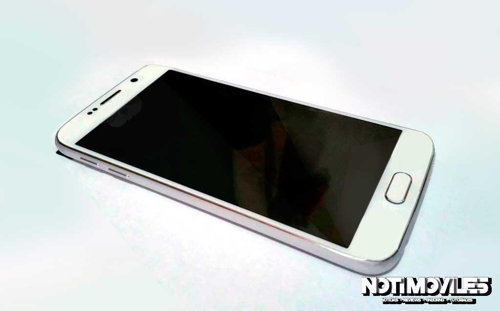 Samsung Galaxy S6. Fotos Reales Muestran Posible Diseño