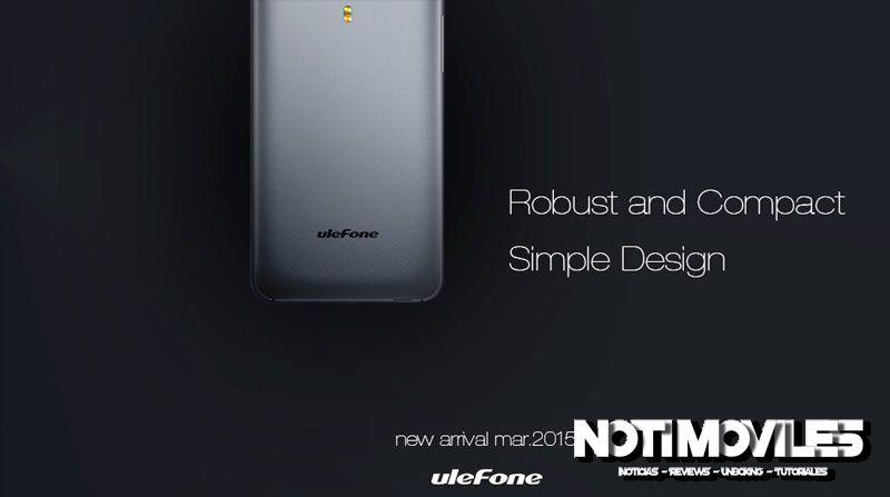 Ulefone Presentaría en Marzo un Teléfono con Escáner de Huellas Digitales