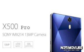 Bluboo X500 Sony IMX220