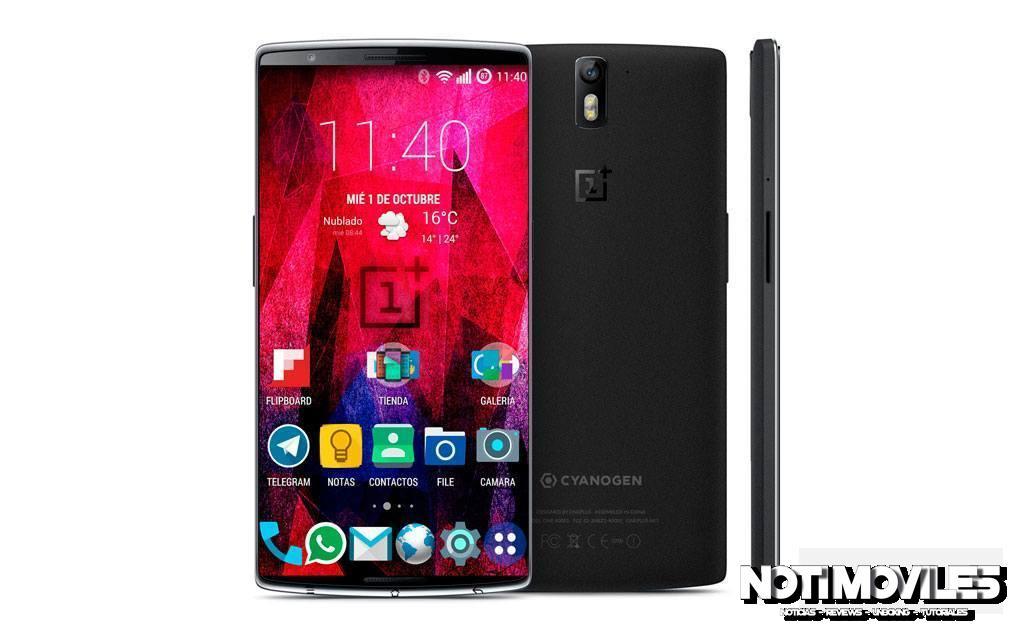 El OnePlus 2 SD 810 v2.1 2