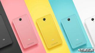 Xiaomi Redmi Nota 2