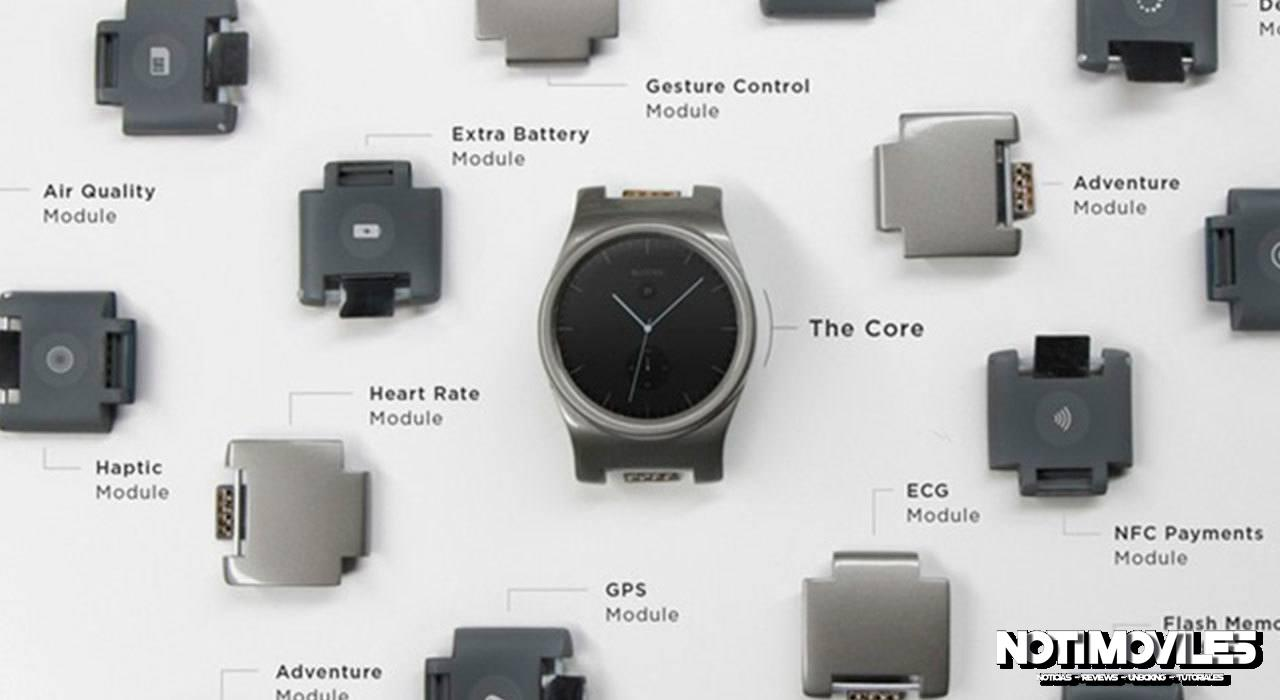 Blocks-Smartwatch-Modular