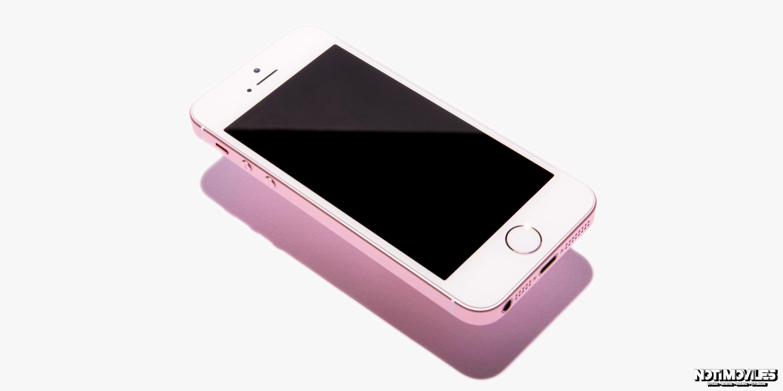 Revisión del iPhone SE